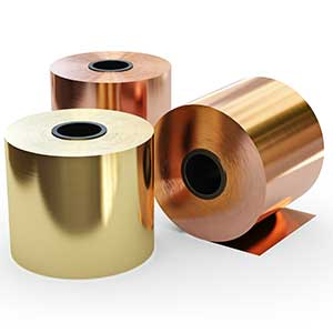 George White Brass and Copper Shims
